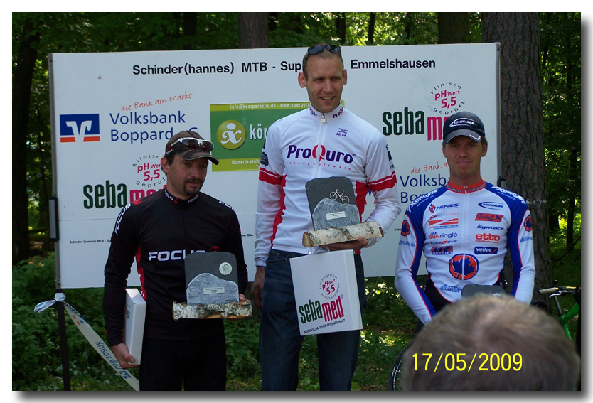 3rd Place, Sven Ory